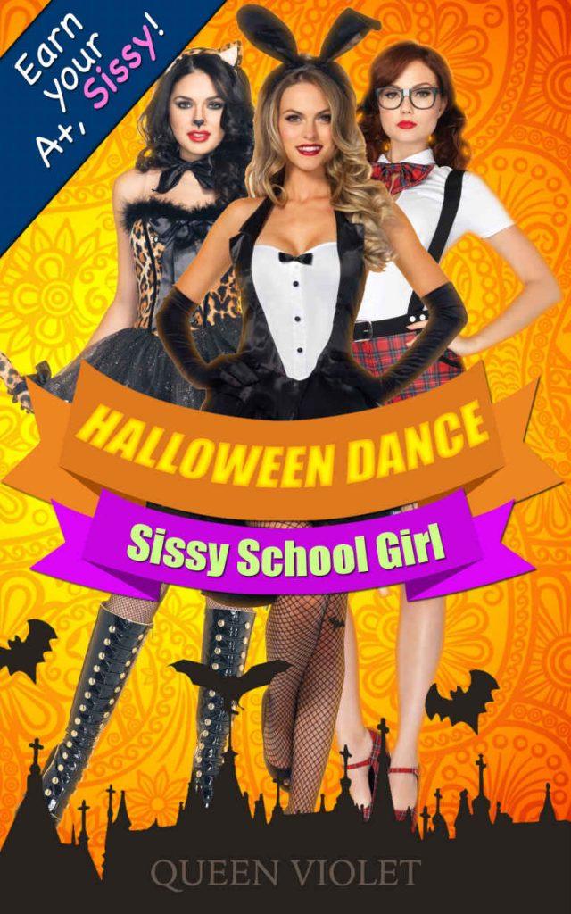 Book Cover: Halloween Dance