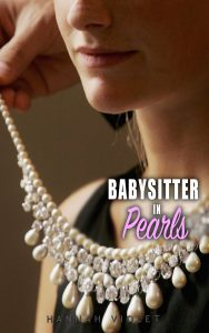 Book Cover: Babysitter in Pearls